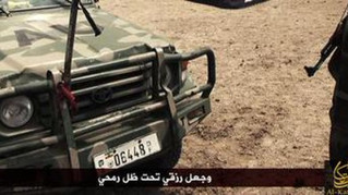 Shabaab releases images from the ambush of Ethiopian troops