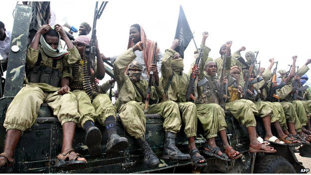 Al-Shabab militants have stepped up their attacks in Somalia in recent years