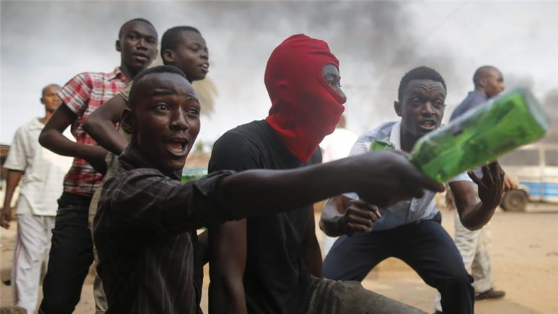 Activists said about 200 people have been killed in Burundi since April 2015 [EPA]