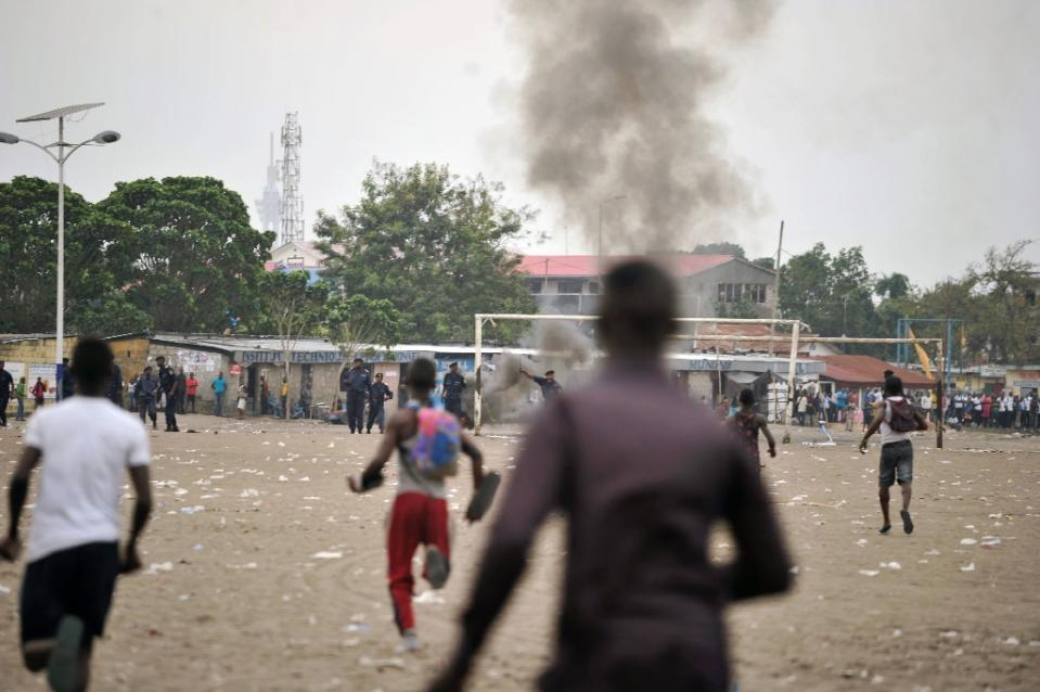 Pre-Election Tensions High in DRC