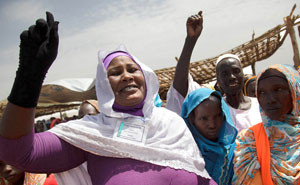 To Bring More Women Into Peace Processes, They Need to Stand Up Everywhere: Interview with Akinyi Wa
