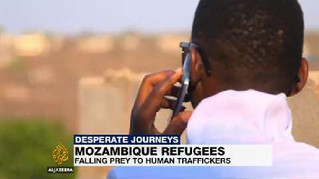 Mozambique: Refugees shun Europe for southern Africa
