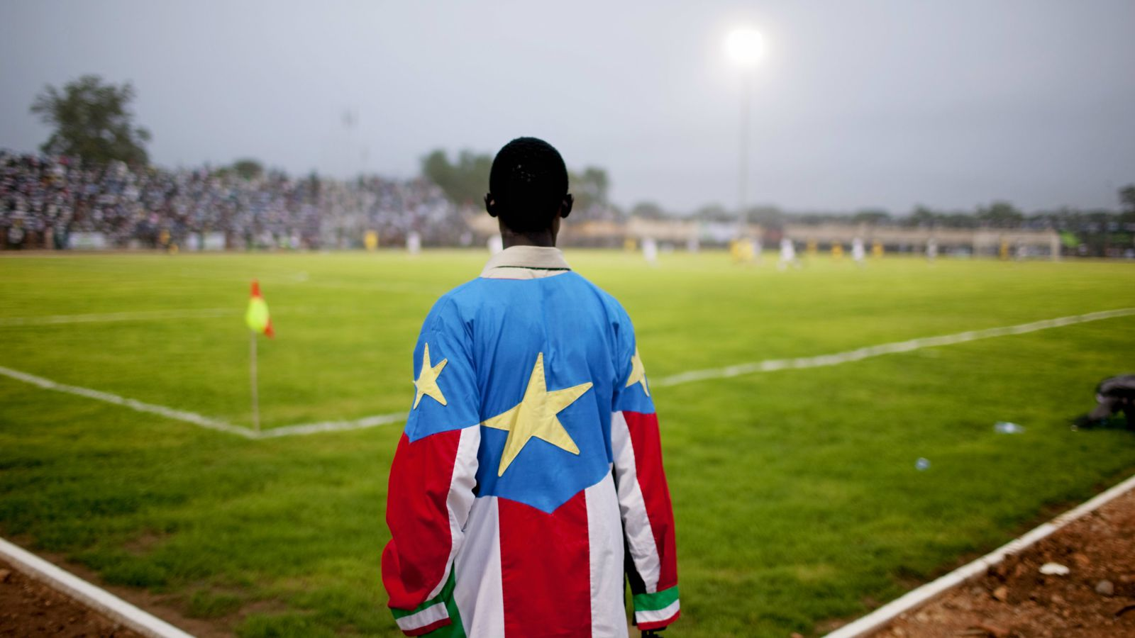 World Cup to Unite Divided South Sudan