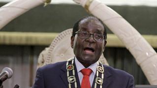 Zimbabwean dictator Robert Mugabe is the latest strongman to win China's Confucius Peace Prize
