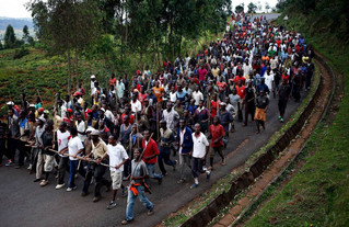 Women Say They Are Being Raped as Part of the President of Burundi's Fight to Keep Power