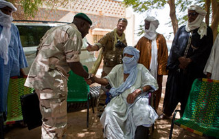 ln Mali, Peace and Reconciliation is a Balancing Act