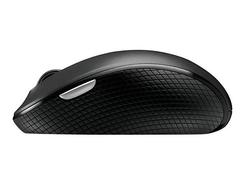 Microsoft Wireless Mobile Mouse 4000 - mouse - 2.4 GHz - graphite