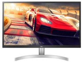 LG UltraGear 27UL500-W 4K Ultra HD 27¿ IPS LCD Gaming Monitor - White