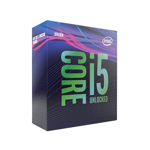 Intel Core i5 9600K Coffee Lake Refresh 3.7GHz 1151 Socket Overclockable