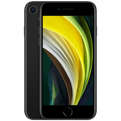 APPLE iPhone SE - 64 GB, Black