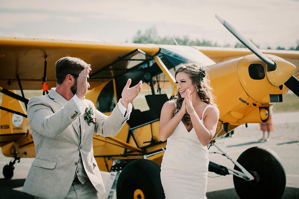 Plan your Alaska destination wedding with La Boum Events! | Photo by Relic Photographic