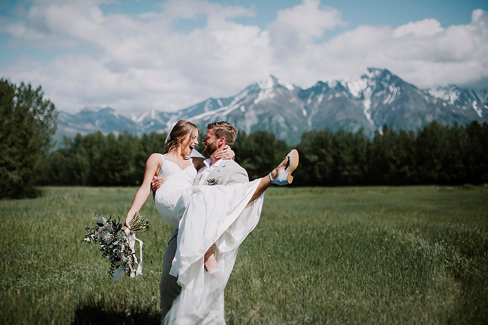 The real truth about Alaska weddings and hidden costs