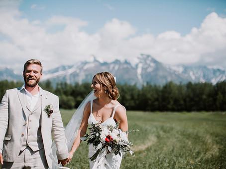 Sights Set on Love | An Alaska Wedding Takes Flight