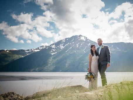 High School Sweethearts Elope to Alaska