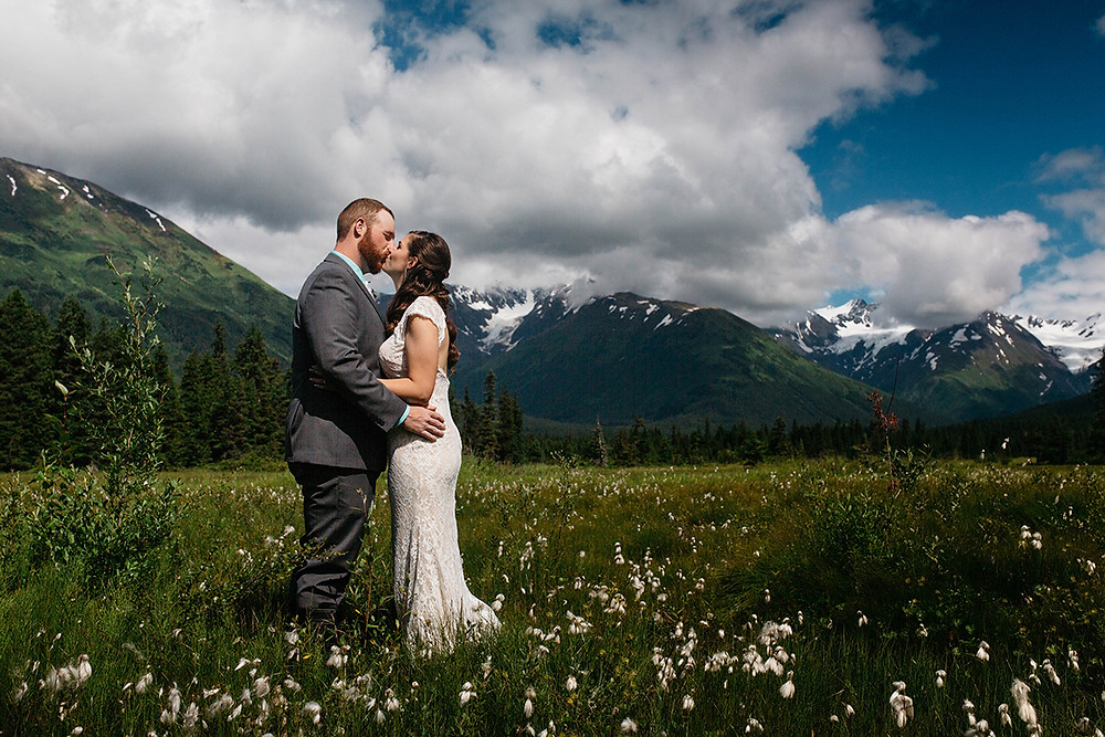 Plan your Alaska destination wedding with La Boum Events! | Photo by Love Adventured