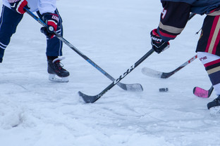 Western Canada Pond Hockey Tournament