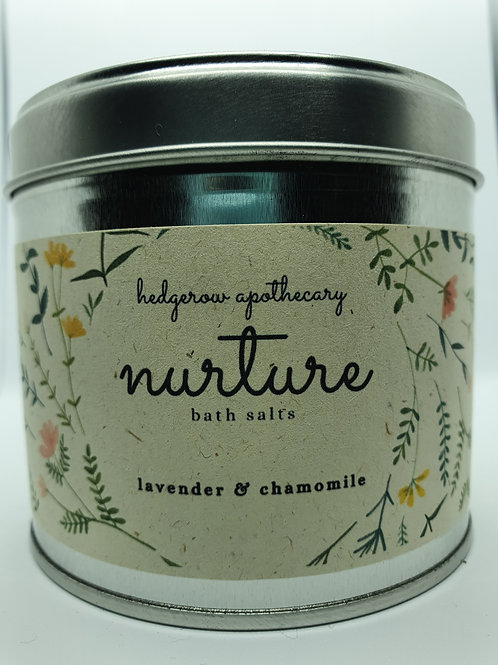 Nurture Bath Salts 400g