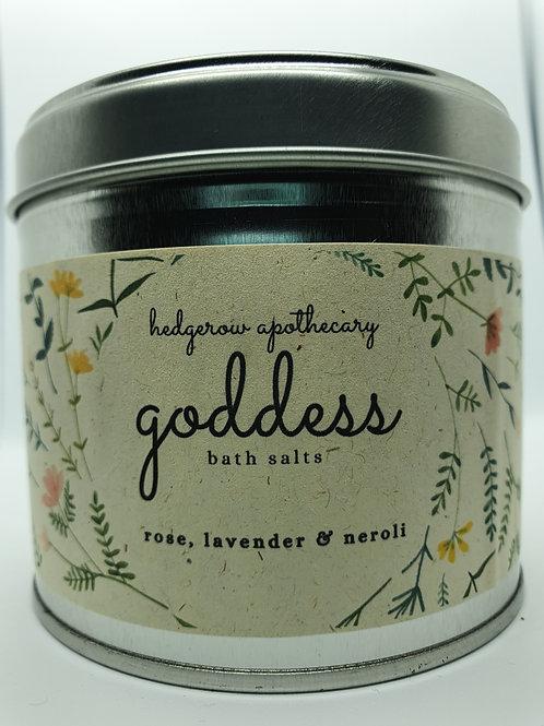 Goddess Bath Salts 400g