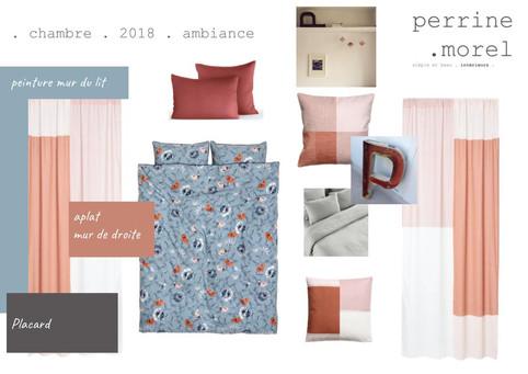Paris - chambre #1 - planche de style.jp