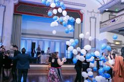 NACEY's Balloon Drop Special Effect -  Photos by Virginia Ashley Photography