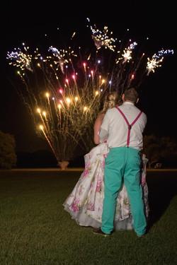 Theme Park Inspired Wedding
