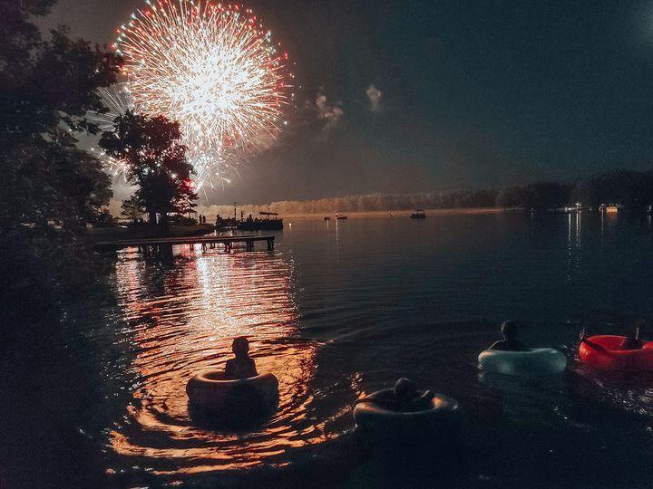 Lake Caroline Virginia