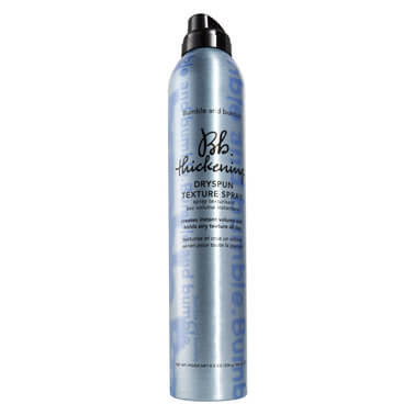 Bumble and Bumble Dry Spun Texture Spray - Hair Styling Tips and Tricks