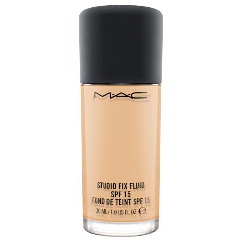 M.A.C Cosmetics Studio Fix Fluid SPF15 Foundation - Makeup Product Review