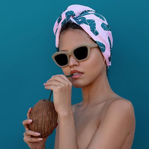 Coco And Eve Microfibre Hair Towel Wrap - Bridal Hair Blog