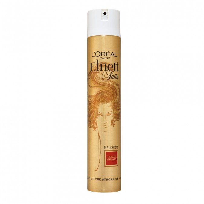 L'ORÉAL PARIS Elnett Satin Normal Strength Hairspray