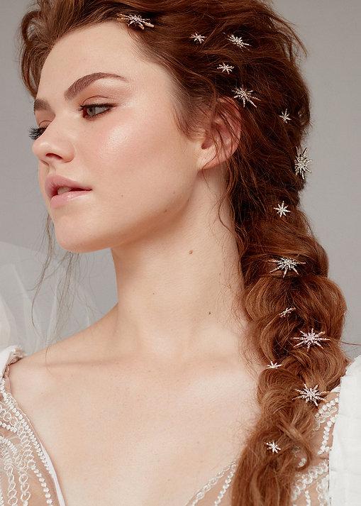Side Braid Hairstyle - Hair Clip Hairstyles - BEAU MANE