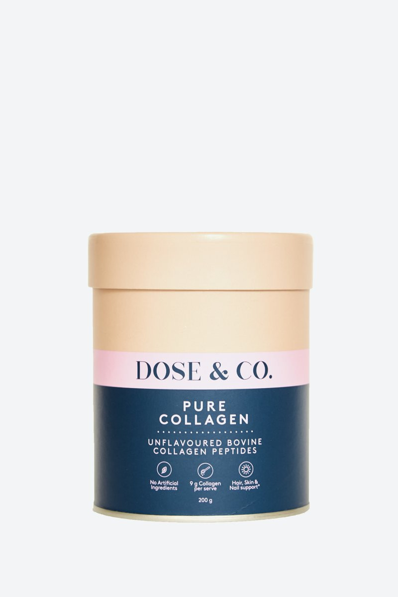 Dose & Co Pure Collagen for Healthy Hair
