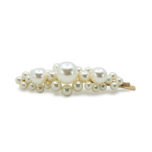 Oversized Pearl Hair Pin - Bridal Hair Accessories - JODIE DAY
