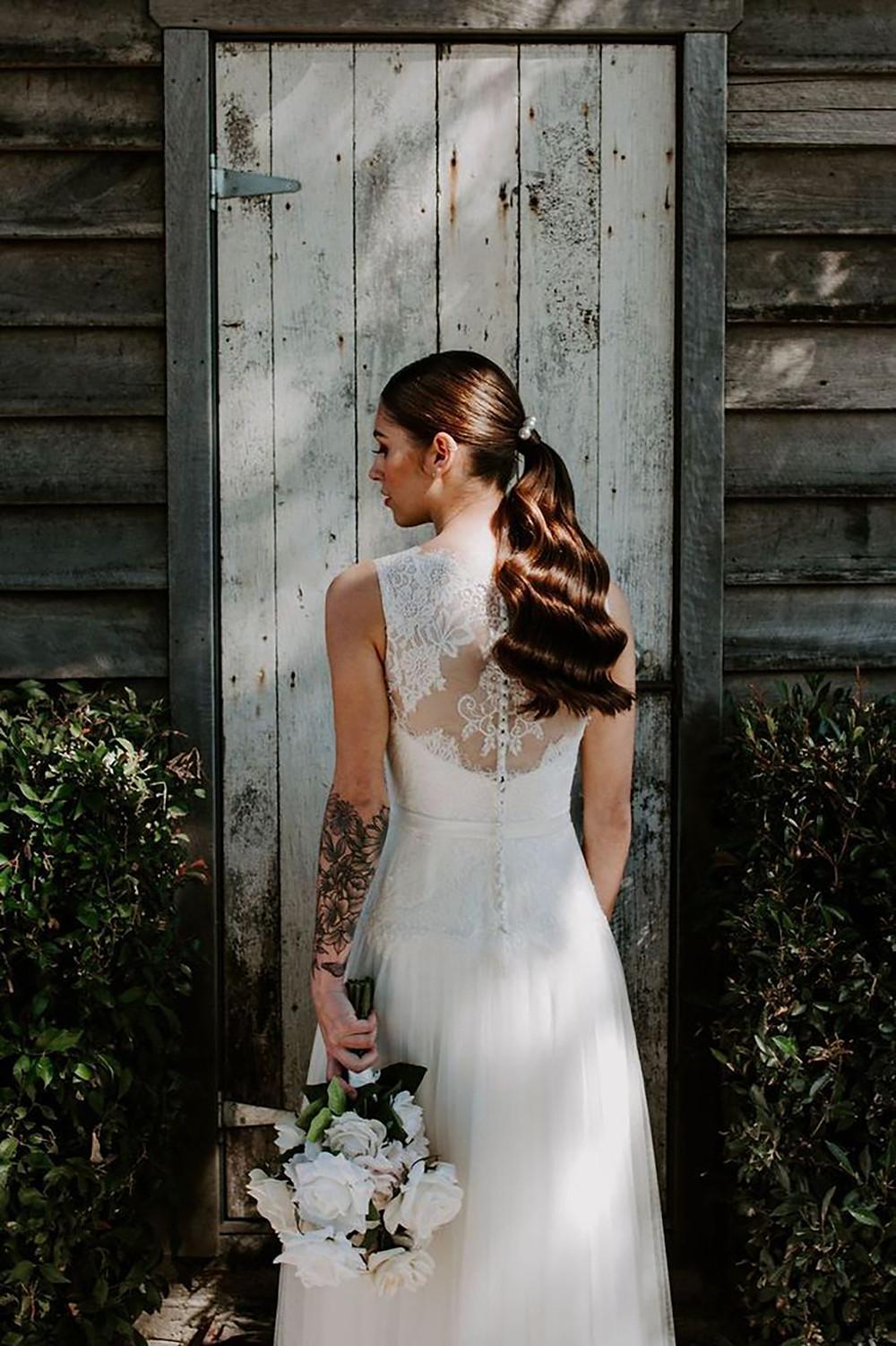 Sapphire Coast wedding Hairdresser - Bridal Hairstylist - Jodie Day