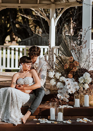 Berrima Weddings - Bridal Hairstylist -