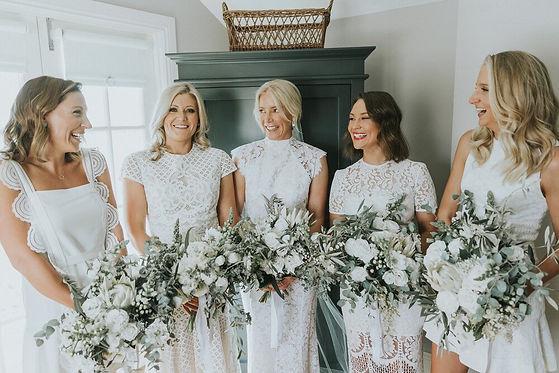 Bridal Hair Stylist - Nimbo Fork Wedding