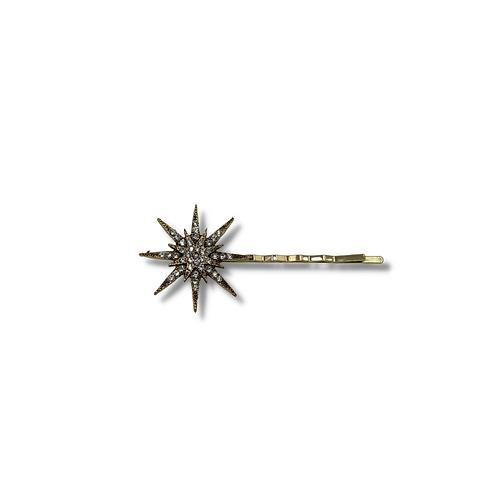 Galaxy Star Hair Clip - Bridal Hair Pins - JODIE DAY