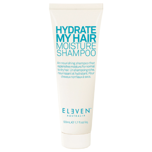 ELEVEN Hydrate My Hair Moisture Shampoo Mini - Hair Product Review