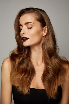 Photographer: Carlo Fernandes Makeup: Lauren  Cameron Jane Makeup Design Hair: Jodie Day Model: Maud