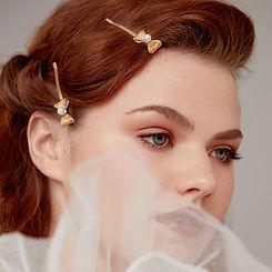Beau Mane - Bridal Hair Accessories - Ha