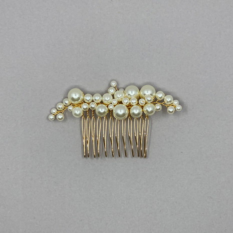 Tove Pearl Bridal Hair Comb