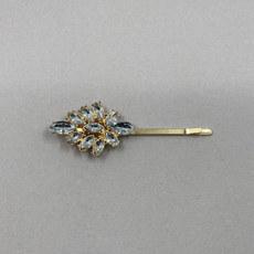Fern Crystal Wedding Hair Pin