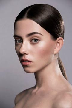 Photographer: Carlo Fernandes Makeup: Kyla Cameron Jane Makeup Design Hair: Jodie Day Model: Chadwicks