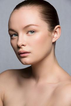 Photographer: Carlo Fernandes Makeup: Sarah Jane  Cameron Jane Makeup Design Hair: Jodie Day Model: Ariel @ Platform