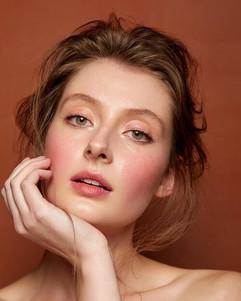 Photographer: Carlo Fernandes Makeup: Victoria Cameron Jane Makeup Design Hair: Jodie Day Model: Meagan Rivard, The MGMT
