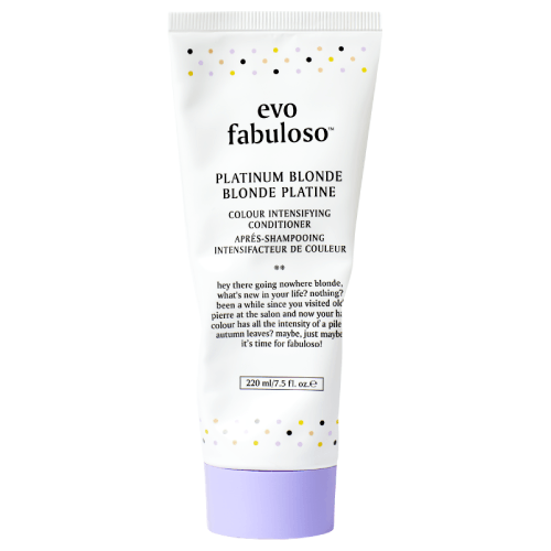 Evo Fabuloso Platinum Blonde Colour Boosting Treatment