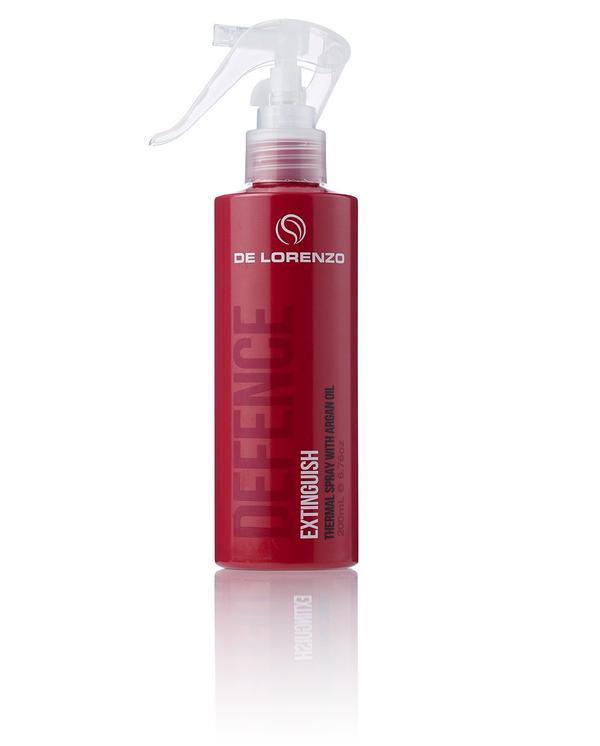 De Lorenzo Defence Extinguish Thermal Spray - Hair Care Blog