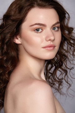 Photographer: Carlo Fernandes Makeup: Kajol Cameron Jane Makeup Design Hair: Jodie Day Model: Avril Campbell