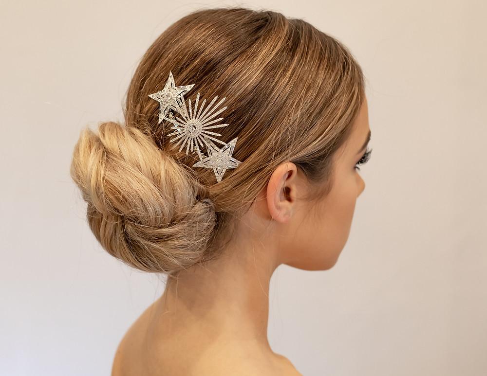 Venus Comb - Stephanie Browne - Wedding hair Comb - Bridal Hair Comb
