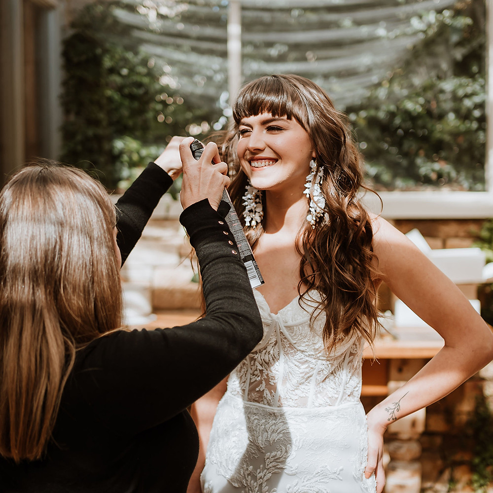 How To Select A Bridal Hairstylist - Sydney Wedding Hairdresser - Jodie Day